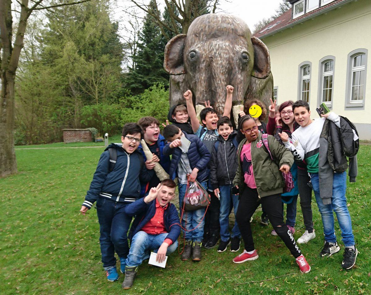 Ausflug ins Heimatmuseum Löhne