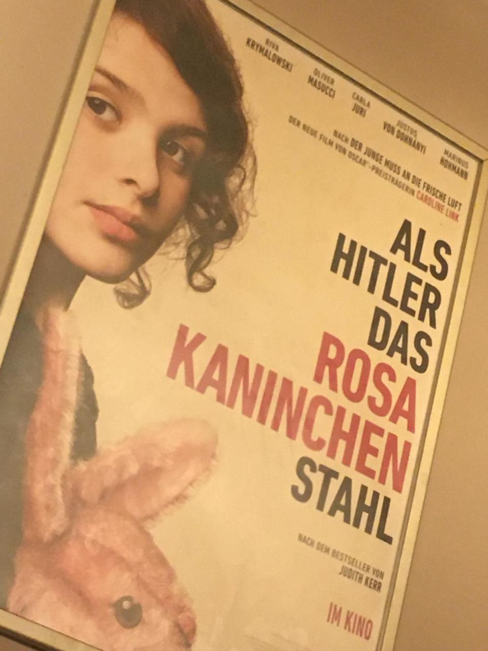 Klassen 6/7: Als Hitler das rosa Kaninchen stahl